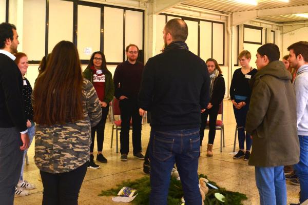 Jugendgruppen aus Güglingen planen ein gemeinsames Natur Event für Jugendliche 2018