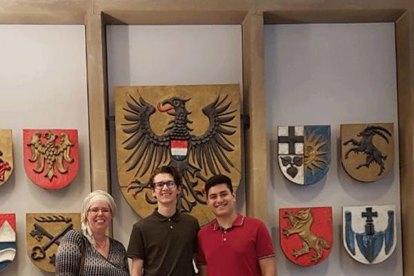 Vortellung der Praxisprojekte beim Integrationsbeirat der Stadt Heilbronn