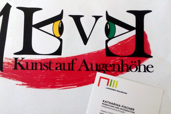 Der Kunstwettbewerb ilevel wird im gesamten Landkreis Heilbronn stattfinden in Kooperation mit dem Landratsamt Heilbronn