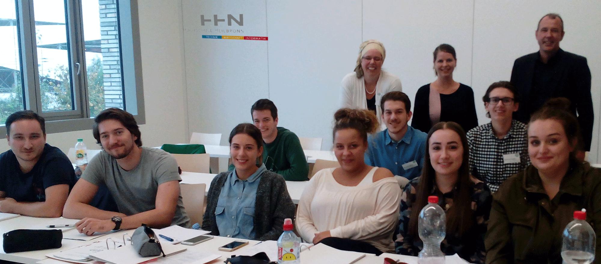 Heilbronner Jugendliche und die Hochschule machen eine Umfrage zum Freizeitverhalten der Kinder und Jugendlichen in Heilbronn