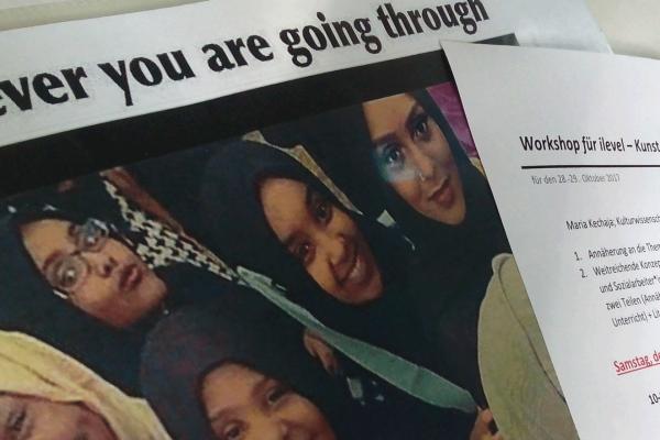 Workshop zum Antidiskriminerungsprojekt ilevel