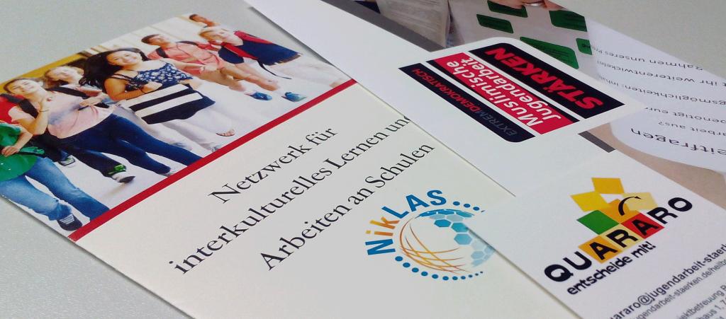 Niklas - Netzwerk interkulturelles Lernen und Arbeiten an Schulen