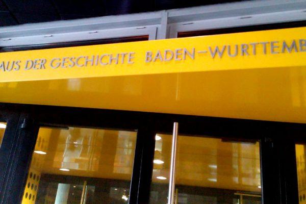 Führung im Haus der Geschichte in Stuttgart zum Thema Migration