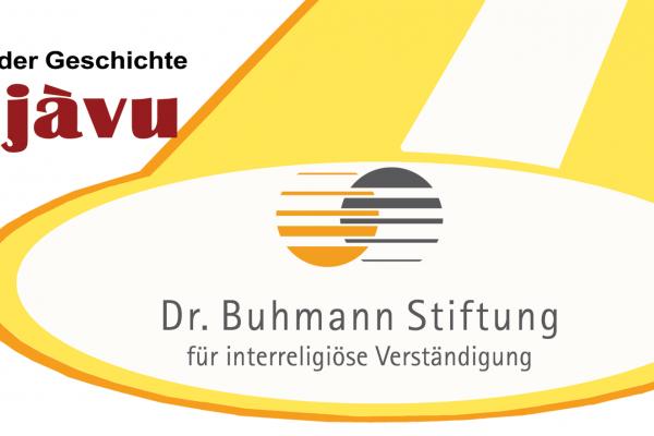 Eine Aufgabe der Dr. Buhmann Stiftung zur Förderung interreligiöser Verständigung ist die Unterstützung entsprechender Projekte und Initiativen.