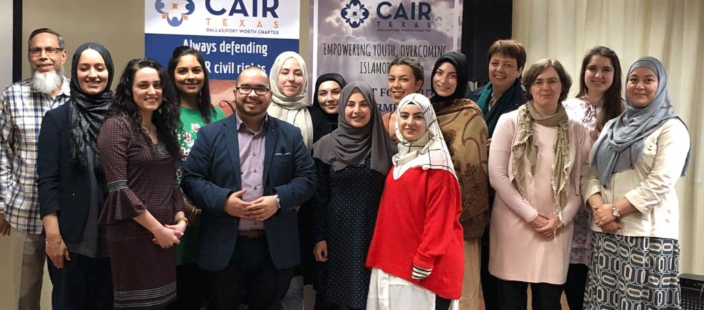 Council on American-Islamic RelationsDiese NGO leistet starke Arbeit bezüglich Hassrede und Islamophobie.