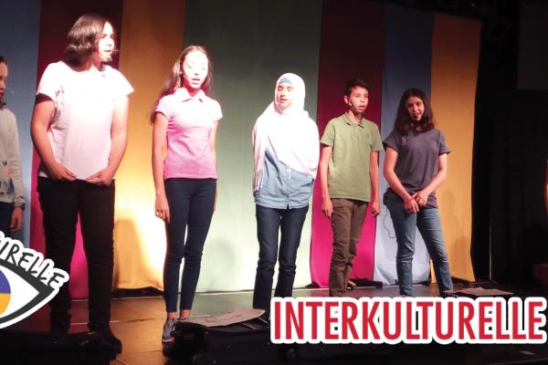 Dejavu Auftritt bei der Interkulturellen Woche Neckarsulm 2018 im Jugendhaus Gleis 3