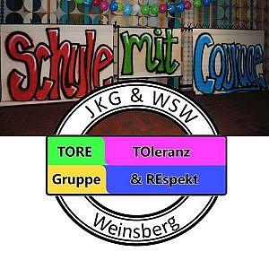 TORE für das Bildungszentrum - TOleranz und REspekt für uns