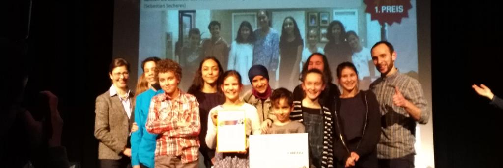 DeinDing Jugendbildungspreis Baden-Württemberg geht 2019 an das Jugendprojekt Dejavu aus Heilbronn